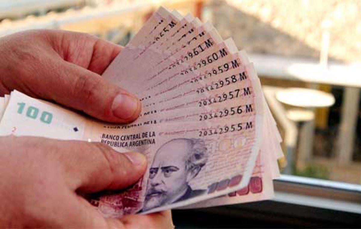 Intendentes catamarqueños cumplen con el pago del bono de fin de año a municipales