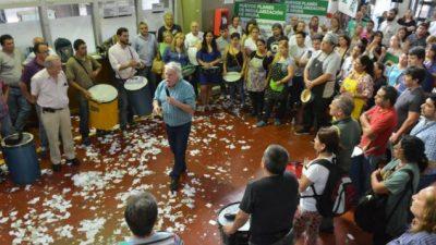 El Intendente de Córdobadefinirá el lunes el pase a planta de 147 contratados