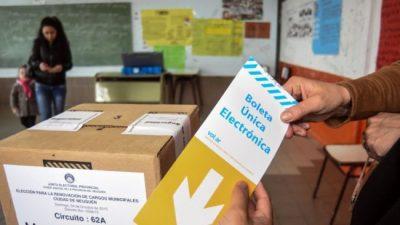 Neuquén: el intendenteplanea las elecciones locales para septiembre