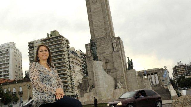 La Intendenta de Rosario se reunirá con otros importantes alcaldes del mundo en Barcelona