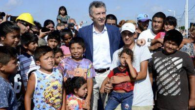 Macri dijo que beneficiará a Santa Fe con obras, pero no dio ninguna precisión