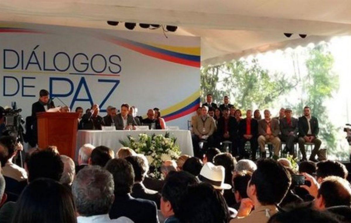 Se inició en Quito el diálogo de paz entre el gobierno colombiano y el ELN