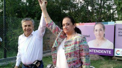 Elecciones Santa Rosa: Norma Trigo se convirtió en la primera intendente mujer electa de Mendoza