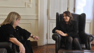 La intendenta de Rosario firma hoy un convenio inédito en Gran Bretaña