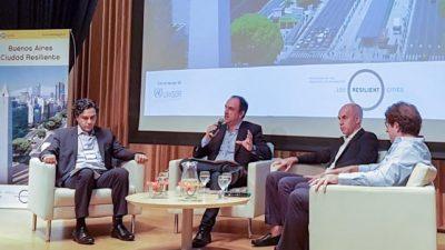 Santa Fe se sumó al encuentro de 100 Ciudades Resilientes