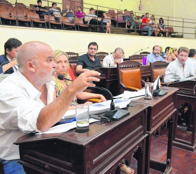 Polémica en el Concejode Rosario por el plan oficial de iluminación LED