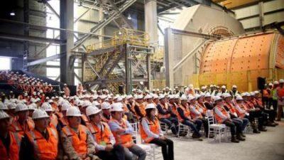 Chile: Trabajadores de Escondida en huelga por mejoras salariales