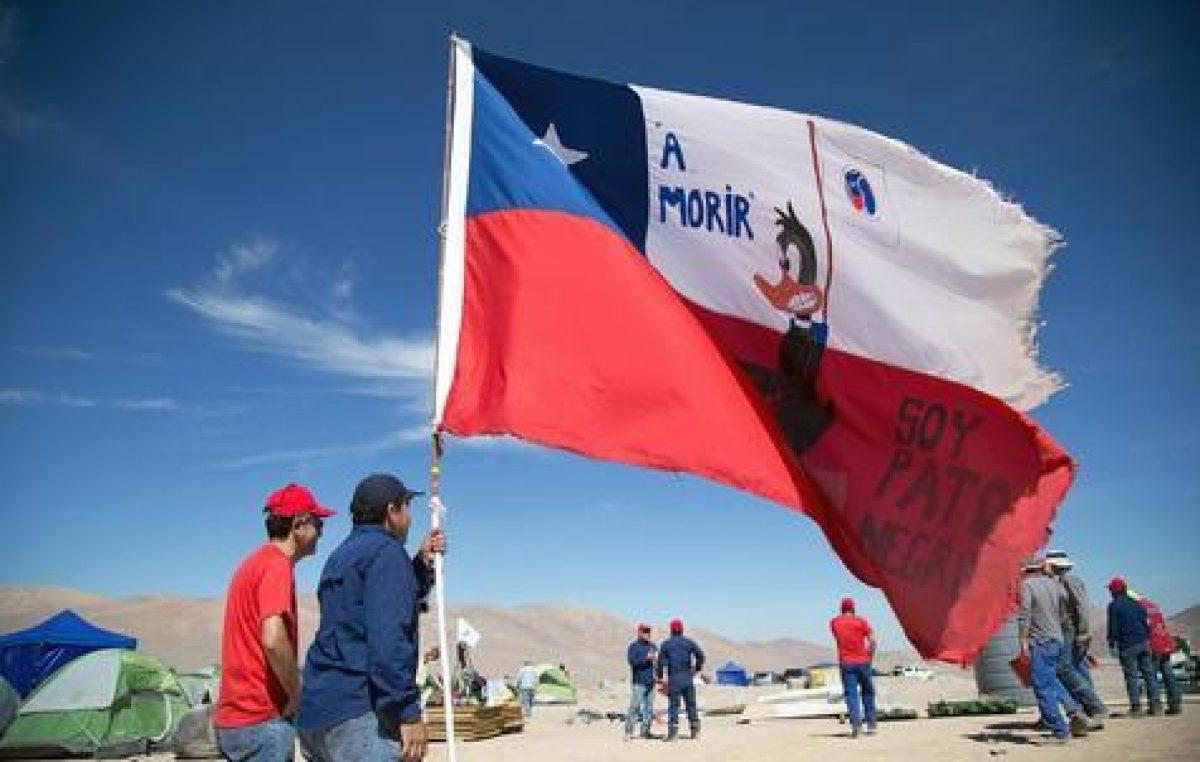 Chile: Huelga en minera en Escondida dispara precio del cobre