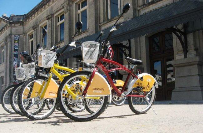 El Municipio de Santa Fe incorpora 90 bicicletas a Subite a la Bici