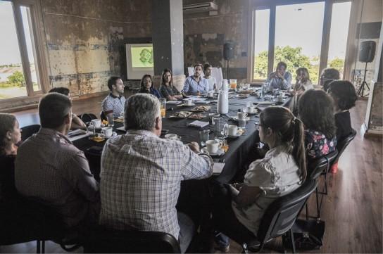 Ciudades resilientes: una ONG colombiana asesoró al municipio de Santa Fe