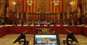 Alcaldes del mundo discutieron prioridades de las ciudades