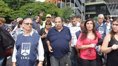 """Municipales deLanús rechazaron propuesta de 18% y están """"en alerta"""""""
