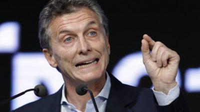 Insólito: Macri agradeció la «comprensión y la tolerancia» a los tarifazos