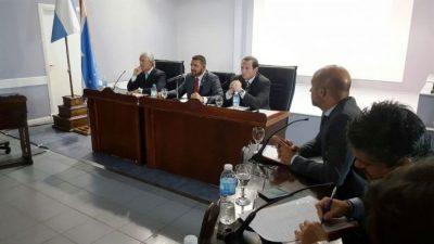El intendente de Ushuaia hizo una encendida defensa de la autonomía municipal