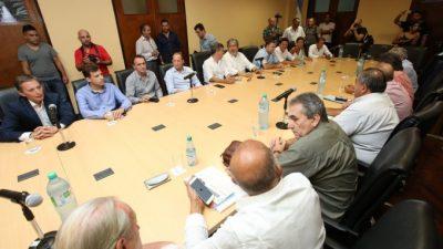 El Grupo Esmeralda se acopló a la movilización que la CGT realizará el 7 de marzo