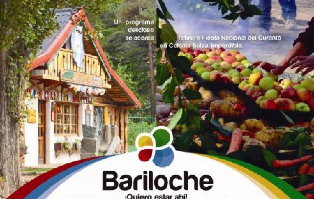 V Fiesta Nacional del Curanto, 18 y 19 de febrero, Colonia Suiza, Bariloche