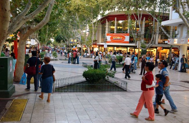 Nueva peatonal en San Juan: se definió el costo de la primera parte en 80 millones de pesos