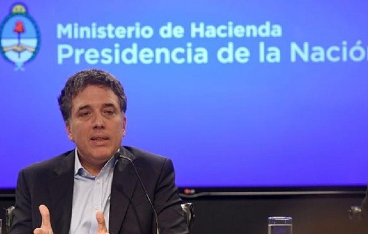 En medio de cierres, despidos y suspensiones, el ministro Dujovne afirmó que ya no hay recesión
