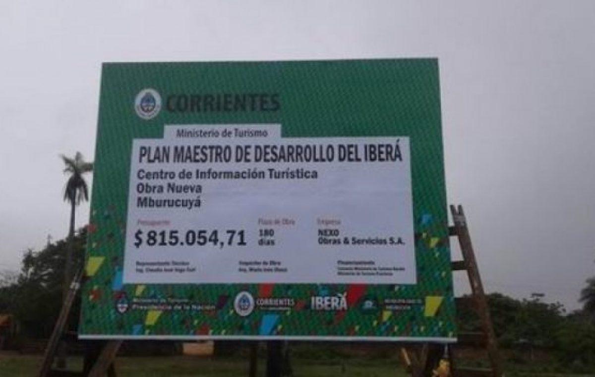 Construyen oficinas de turismo en 5 comunas correntinas