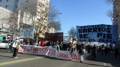 """Aseguran que la crisis social en Mar del Plata es """"incluso peor"""" que en el resto del país"""