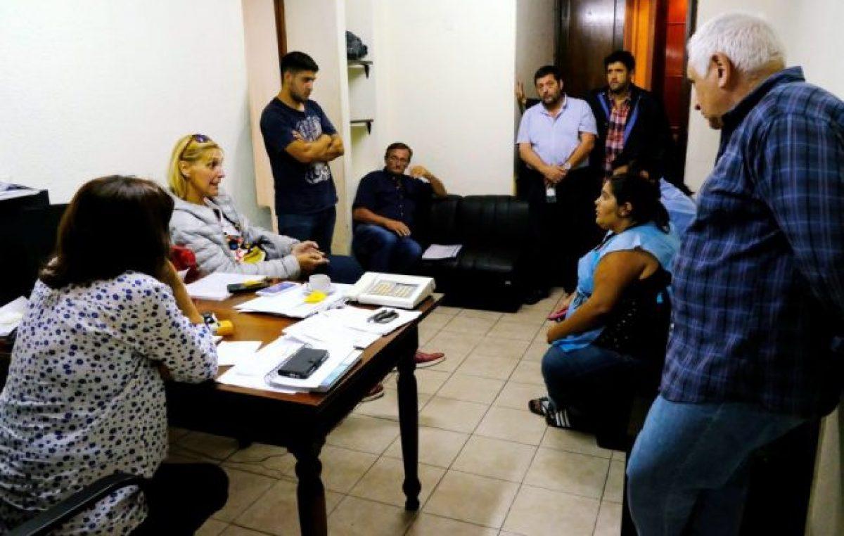 El municipio de Mar del Plata garantizó la continuidad laboral de cooperativistas