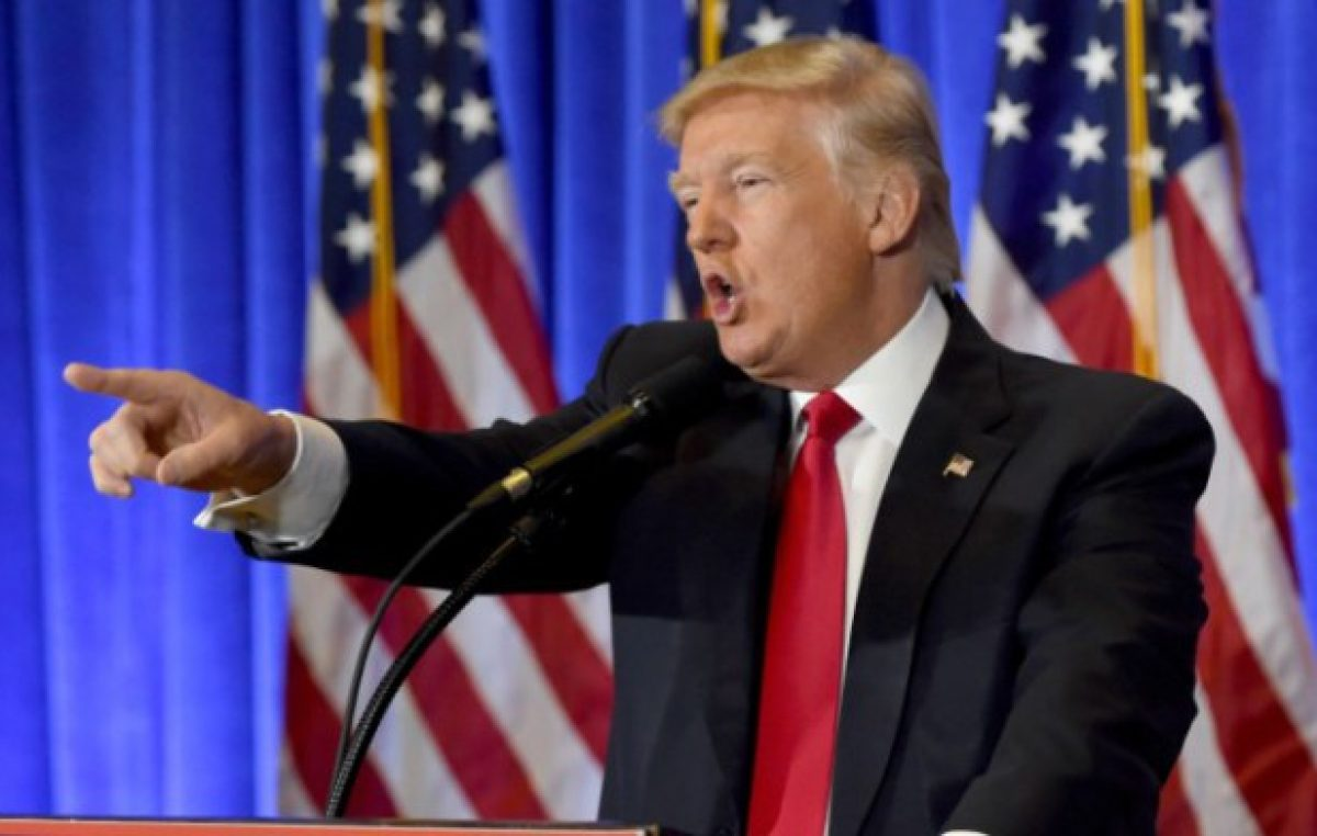 Crece la acción judicial contra Trump