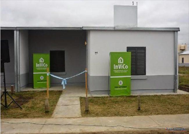 El Invico construye 200 casas en Corrientesy en semanas comenzarían con 400 más