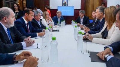 El presidente lanzó el Plan Patagonia en medio de protestas e incidentes
