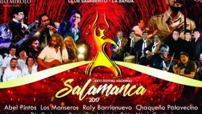 XXVI Festival Nacional de la Salamanca, La Banda, del 2 al 6 de febrero