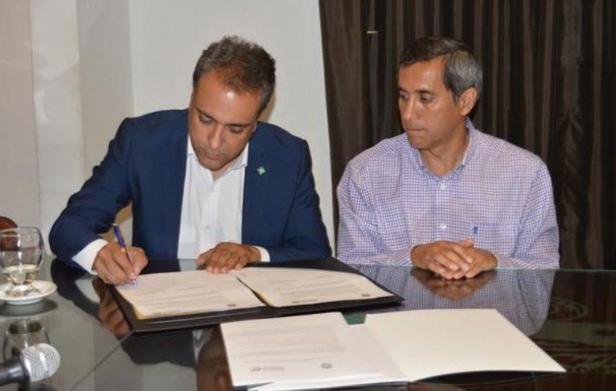 Municipales de La Rioja podrán estudiar en universidad privada con descuento