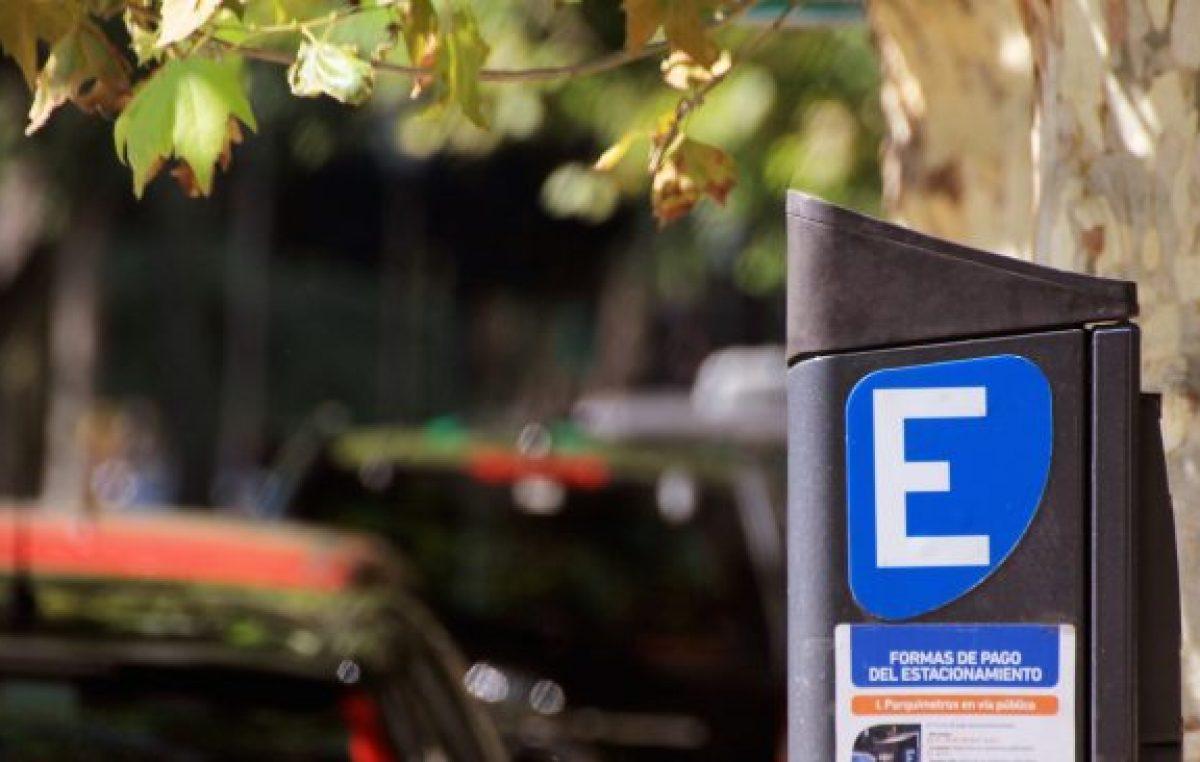 Rosario: El estacionamiento medido suma una app que avisa dónde hay lugar
