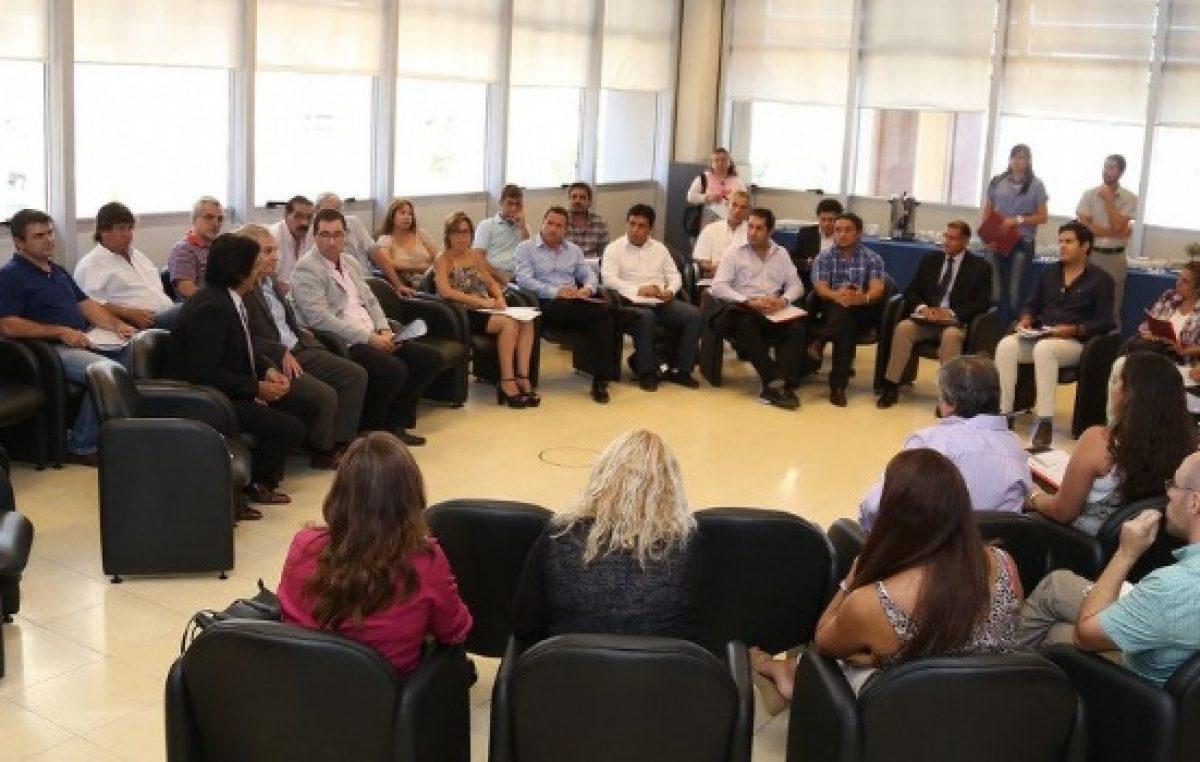 San Juan: Se realizó la primera discusión por la Ley de Coparticipación Municipal