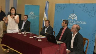 Anunciaron la Carta Orgánica de Paraná