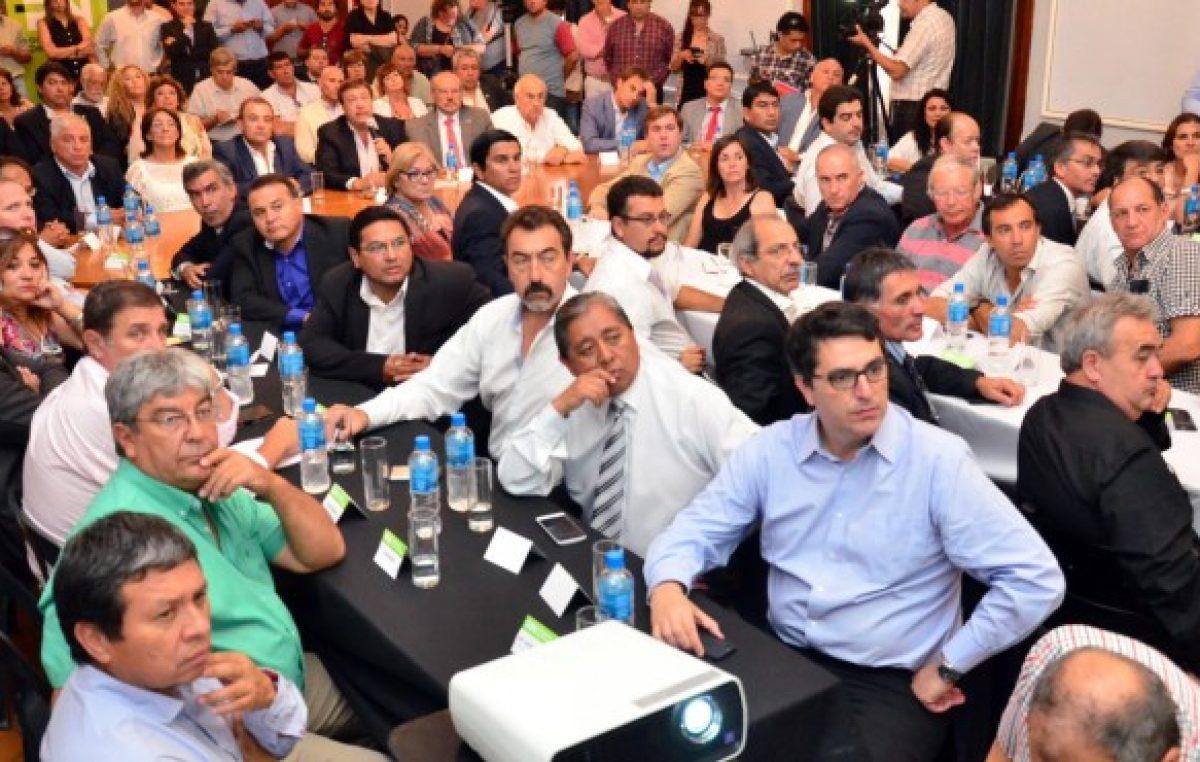 Plan Castello: convocan a los intendentes rionegrinos para avanzar