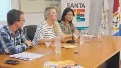 Encuentro del programa Pueblo Mío en Esperanza