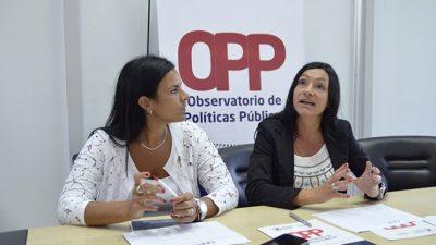 Villa Maríatiene el menor empleo público de todo el Departamento