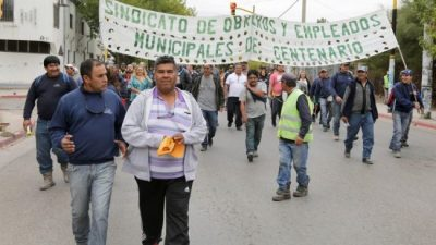 """Sueldos políticos: piden un """"achique"""" en Centenario"""