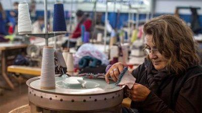 Por importaciones, la actividad textil cayó el 11 por ciento en enero