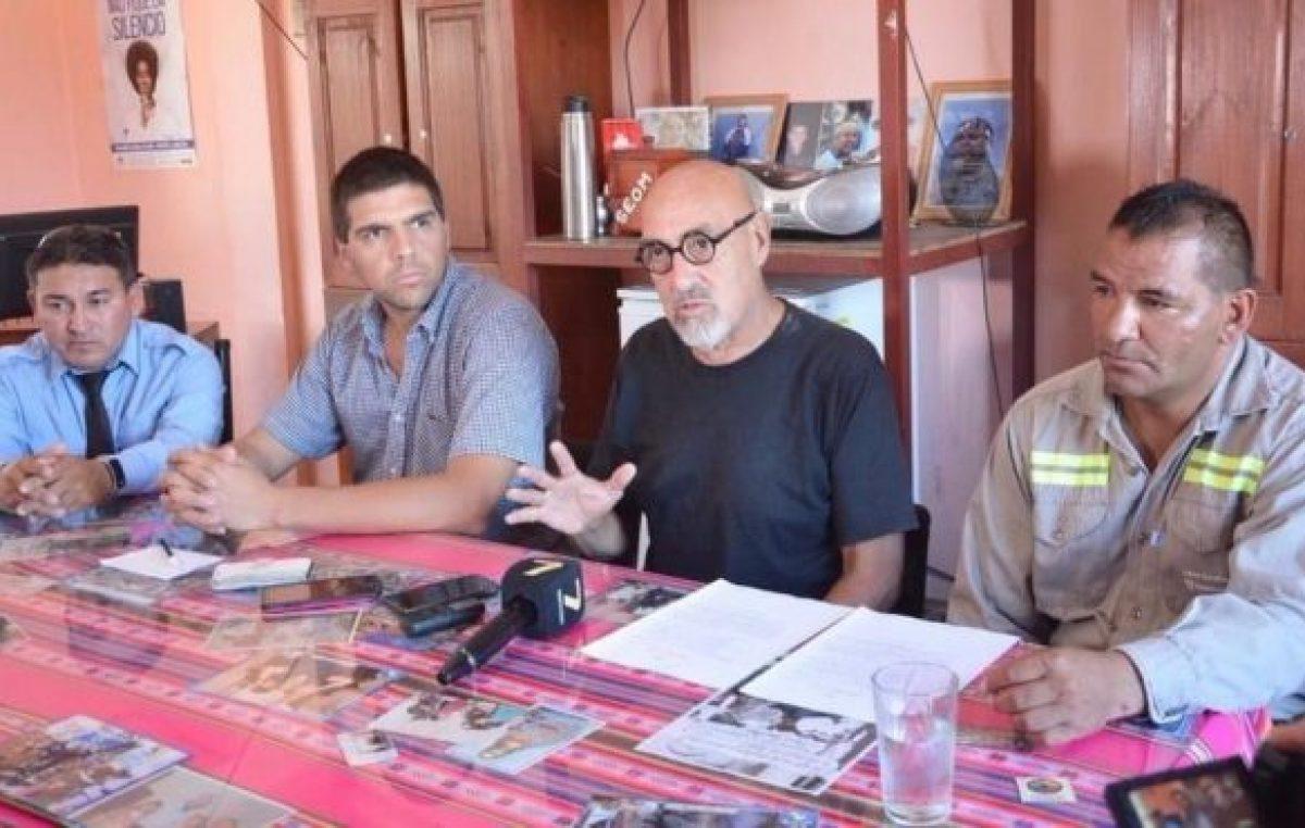 Municipales de Jujuy adhieren a la protesta nacional