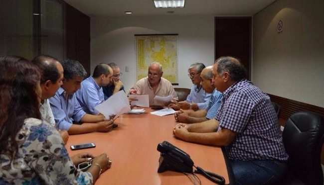 Municipales de Salta acuerdan una suba del 16%