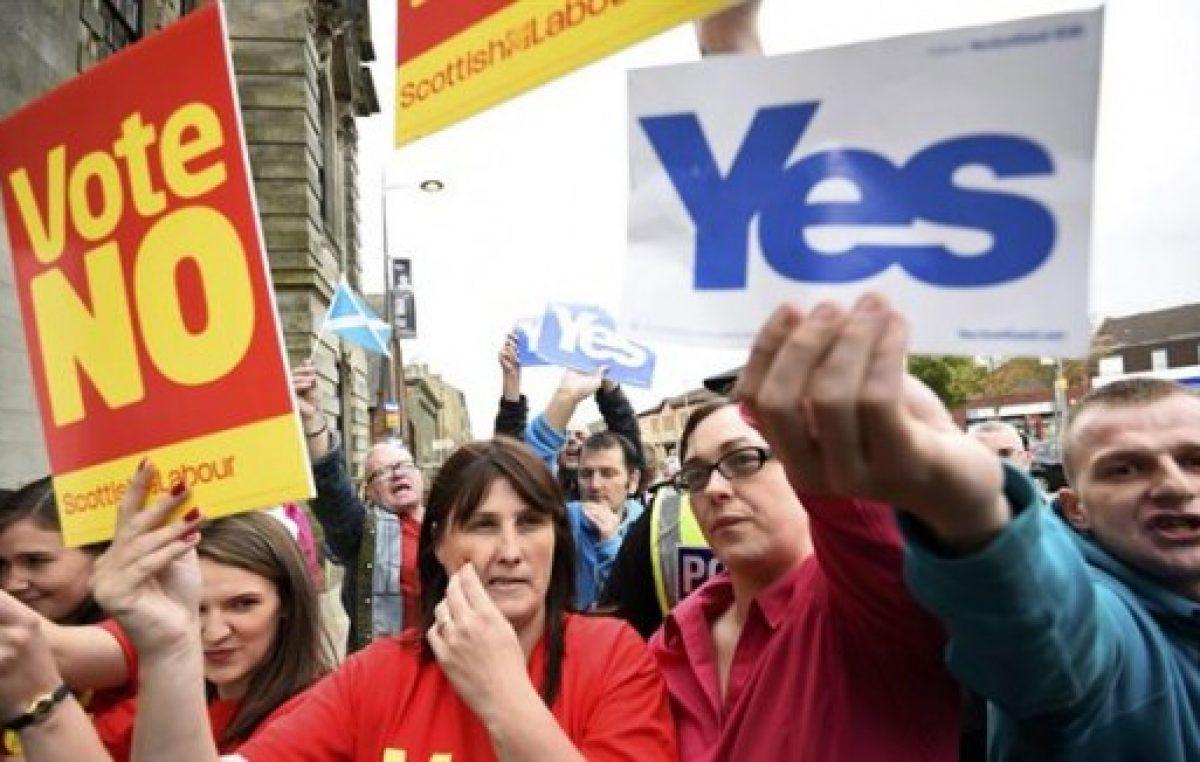 Escocia quiere buscar una vez más independizarse del Reino Unido