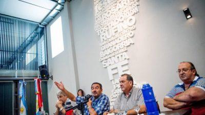 Municipales de Santa Fe resolvieron un Plan de Lucha