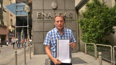 Por la revancha: Gray se volvió a anotar para participar de una audiencia pública contra el tarifazo