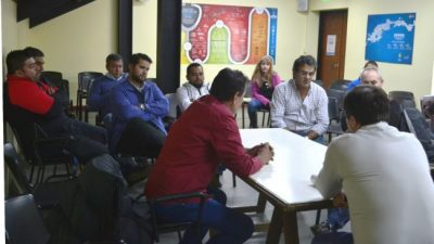 El Ejecutivo de Ushuaia propone un aumento salarial del 18 por ciento