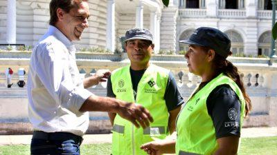 Los cooperativistas de La Plata tendrán obra social y aportes para su jubilación