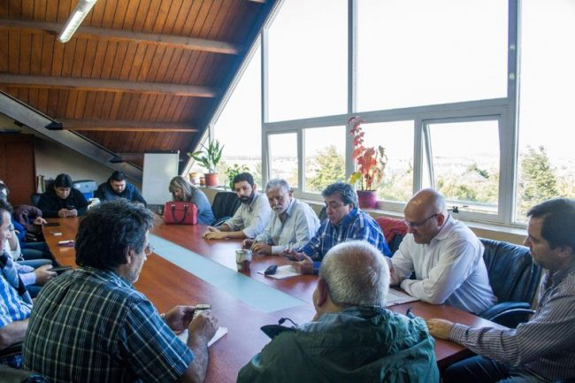 El Ejecutivo de Ushuaia ofreció una recomposición del 18% y los gremios pidieron un 26%