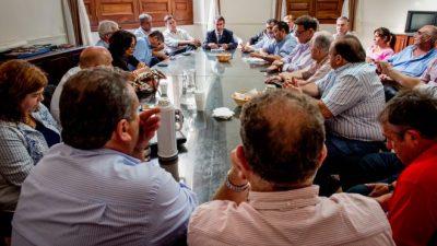 El Gobierno santafesino convocó a la Paritaria Municipal para este lunes
