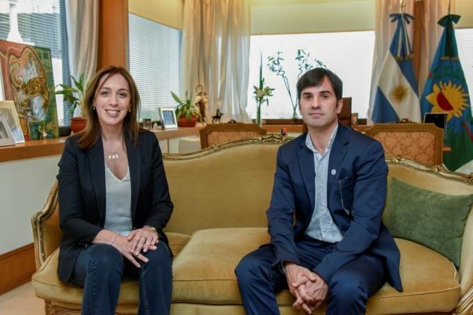 Echarren renuncia al Gabinete de Vidal y vuelve a la Intendencia de Castelli