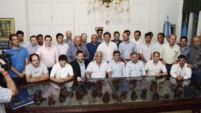 """Preocupados por la seguridad, alcaldes de todo el arco peronista piden reunión """"urgente"""" con Vidal"""