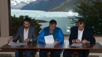 El intendente de Ushuaiafirmó un convenio con otros municipios para fortalecer el turismo durante todo el año